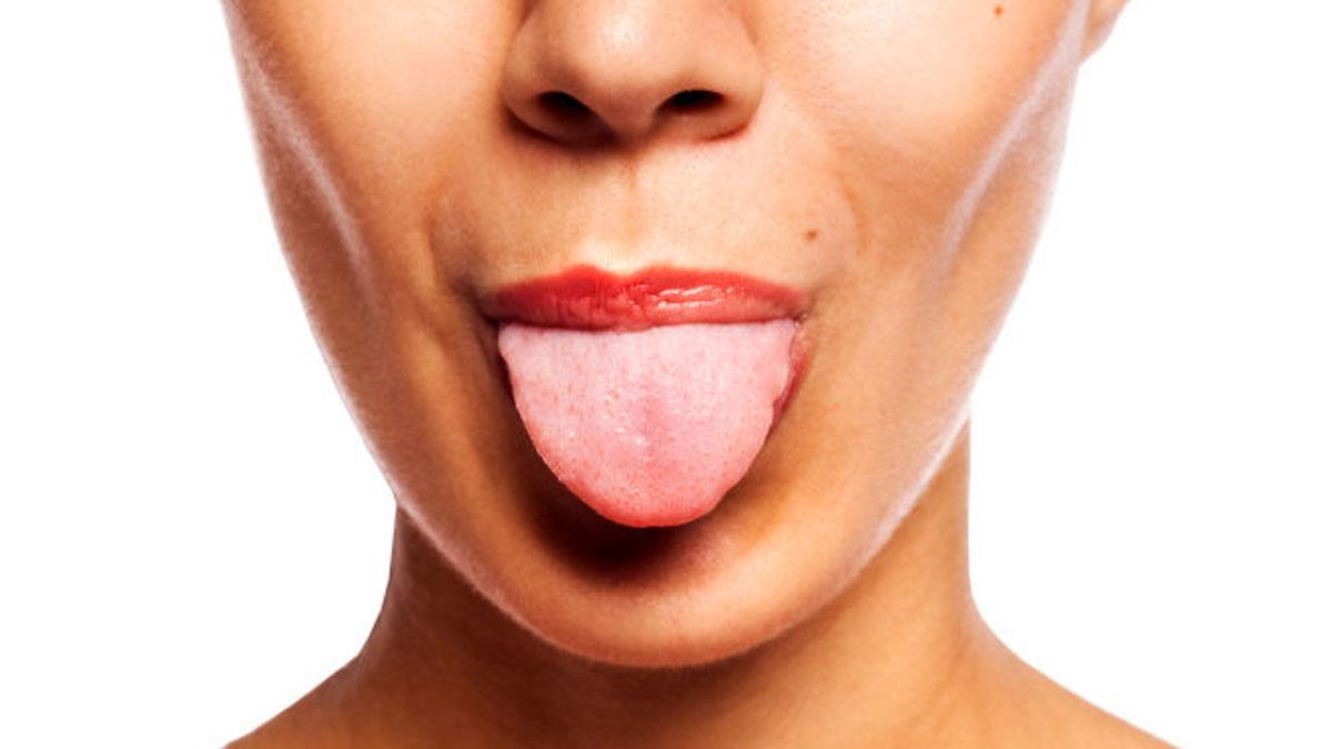 Erkältung Zunge