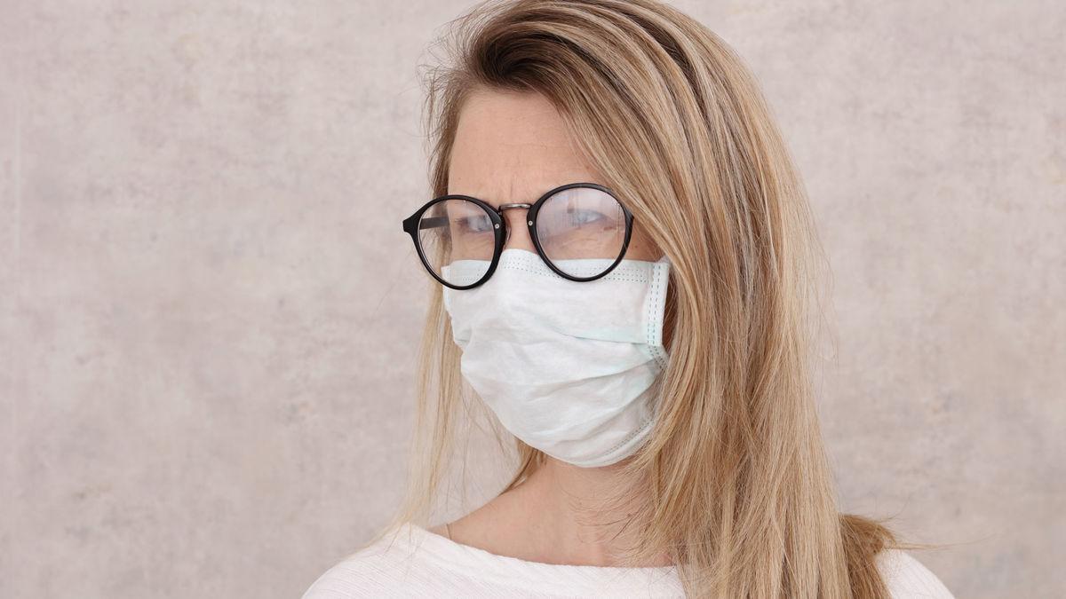 Brille Beschlagen Mundschutz