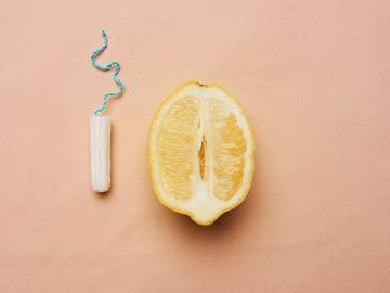 Kurz mens ausfluss vor Zervixschleim vor