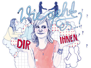 Illustration Silke Werzinger