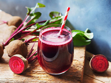 Rote Beete Smoothie