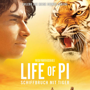 Plakat Life of Pi